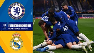 Chelsea vs. Real Madrid: Extended Highlights | UCL on CBS Sports