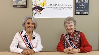 Storied Women | Meet Eleanor Heller – Ms. PA Senior America, 1997