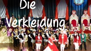 Learn German: Die Verkleidung