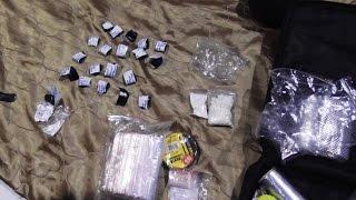 В Уфе задержали банду из 10 человек, подозреваемых в торговле наркотиками