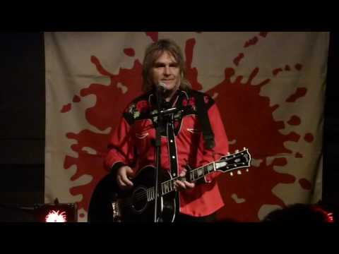 Mike Peters (The Alarm): live at Newcastle Cluny 2 25th November 2012