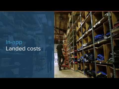 Landed Costs & International Shipping with Brightpearl