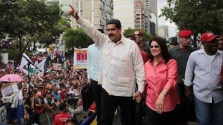 مادورو يتحدى راخوي أن يأتي إلى فنزويلا      27-5-2016