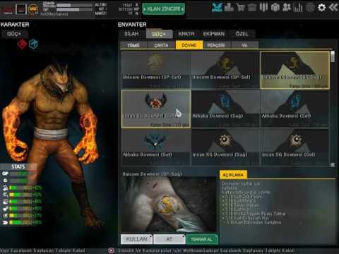 Wolfteam AskMeyhanesi Envanter