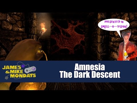 Amnesia: The Dark Descent (PC) James & Mike Mondays