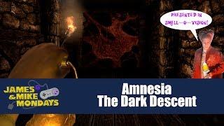 Amnesia: The Dark Descent (PC) James & Mike Mondays