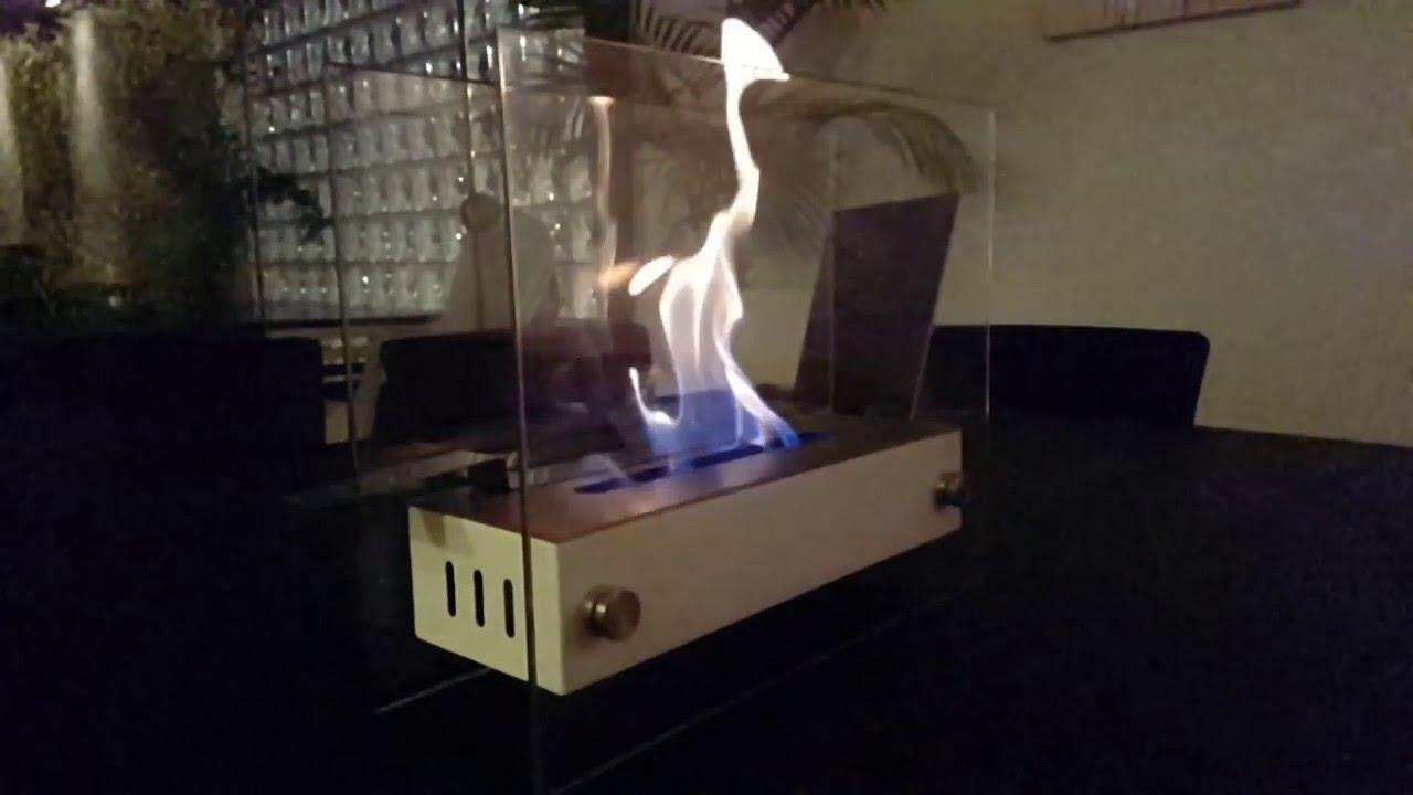 Estufas de mesa a etanol modelo tavola youtube - Estufas de etanol ...