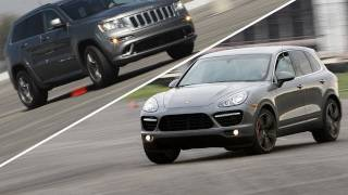 Porsche Cayenne Turbo 2011 Videos