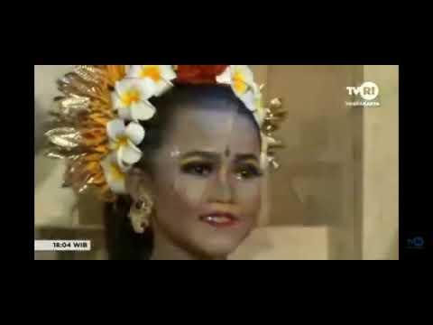 SD Negeri Yogyakarta perform tari quinta