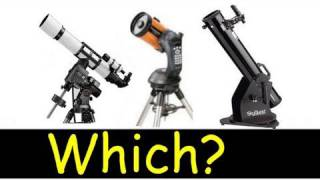 Which telescope to buy?