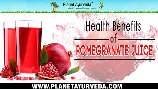 6 Amazing Health Benefits Of Pomegranate Juice