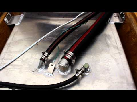 Boat fuel tank installation Tips