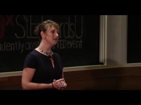 Find Your Courage | Anne Grady | TEDxStEdwardsU