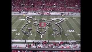 The Ohio State University Marching Band - TBDBITL Halftime 10-6-12 Video games Nebraska thumbnail