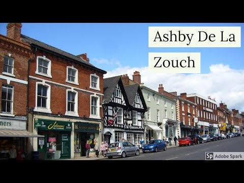 Travel Guide Ashby De La Zouch Leicestershire UK Pros And Cons