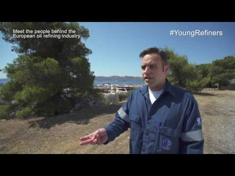 #YoungRefiners: Marios Krystalis, Operations Engineer at Hellenic Petroleum