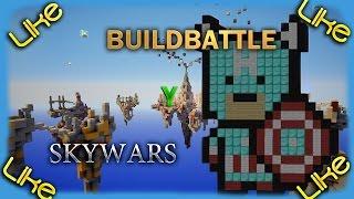 Minecraft | BuildBattle y Skywars ep: 2