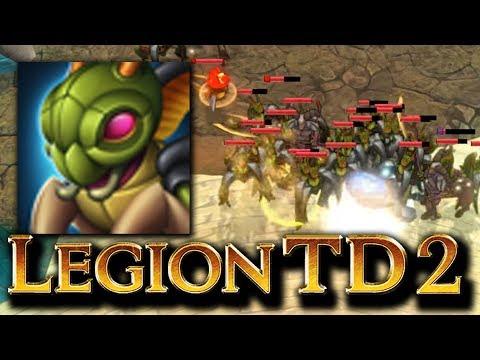 Diese Mantis ...    Legion TD 2 [Deutsch]