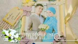 Татарская музыкальная свадебная открытка от TeleSmile)