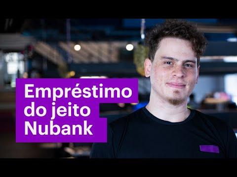 Lançamos empréstimos pessoais do Nubank
