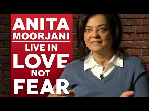ANITA MOORJANI - LIVE IN LOVE, NOT FEAR - PART 1/2   London Real