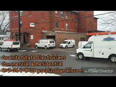 Granite State Electricians Manchester NH, Electrical Contractor