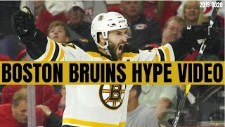 Boston Bruins Pump Up 2019-20 | Warriors [HD]