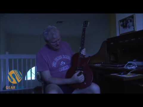 Gibson Melody Maker Makes Melodies With Charlie Pickett