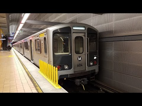[HD] Metro Red Line - Full Cab Tunnel View Ride from Union Station - North Hollywood