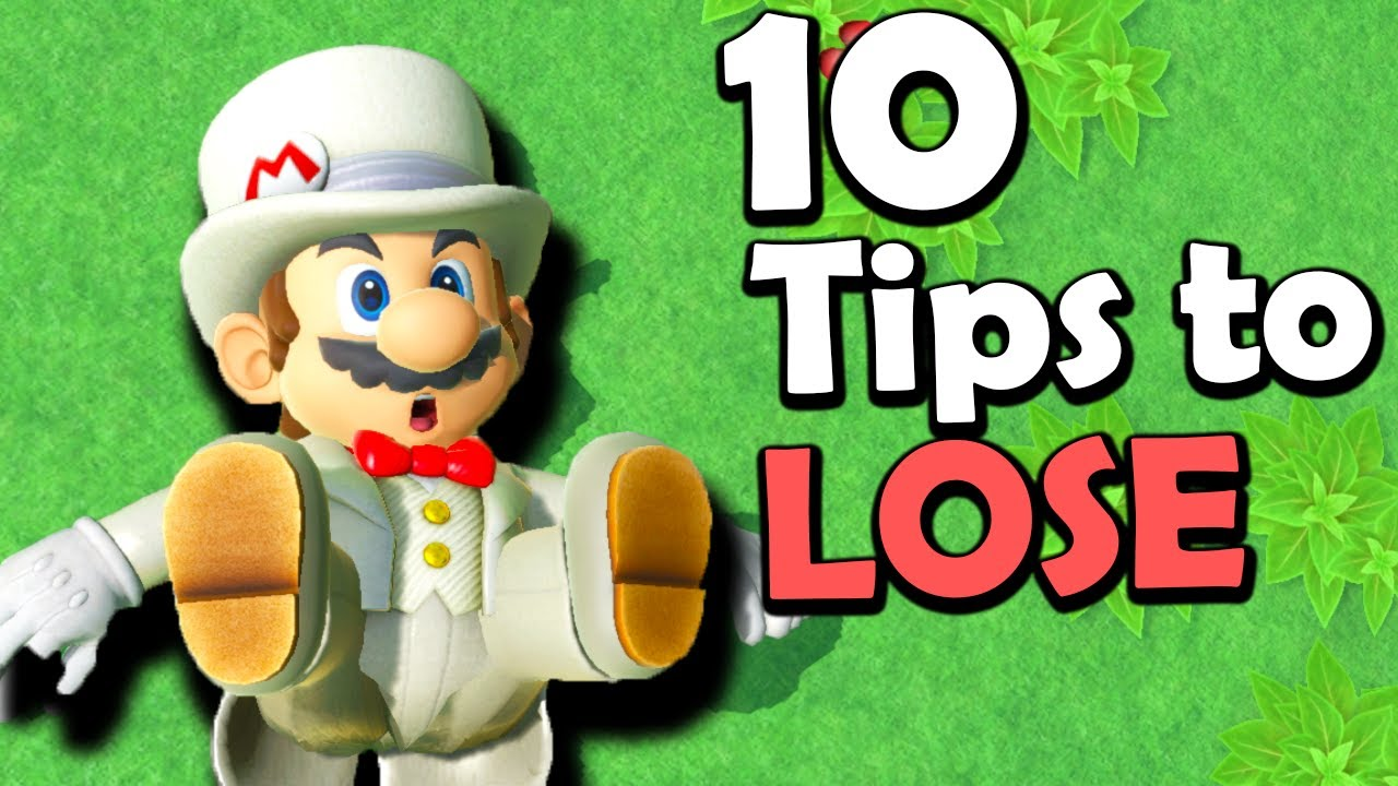 10 Pro Tips To Lose At Smash Bros Ultimate