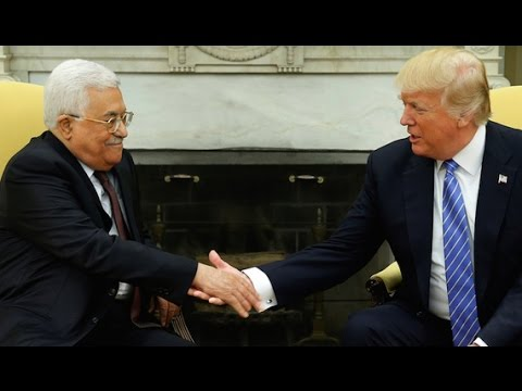 Trend Update: Palestinian's Abbas Ready for Peace with Israel, May 2017