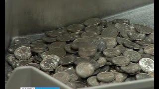 видео Можно ли обменять мелочь на купюры в украинских банках