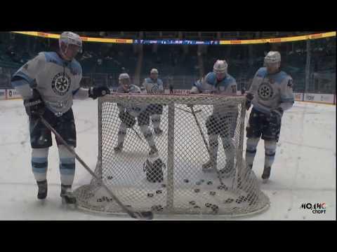 Сибирь-Барыс прямой эфир 22.02.2018