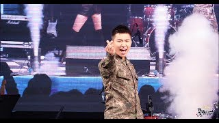 181014 [4K] 빅뱅(BIGBANG) 대성-뱅뱅뱅, Fantastic Baby [이기자 페스티벌] 직캠…