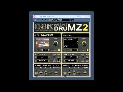 DSK mini Drums 2 by DSK Music