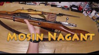 Mosin Nagant : Russian Bolt Action (Part one)