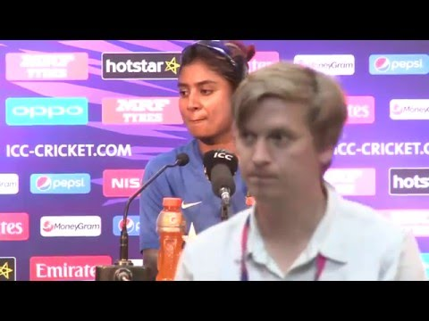 WOMEN'S : West Indies V India - ICC World T20 Post-Match Press Conference