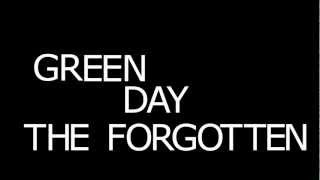 Green Day - The Forgotten with lyrics in video [FULL HD]