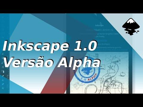 Inkscape 1.0 - Primeiro Alpha