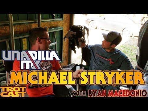 TrotCast Unadilla MX: Michael Stryker #mx #moto #motocross NYS Championsip