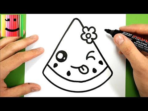 Comment dessiner un morceau de past que kawaii videos line - Comment couper un morceau de video ...