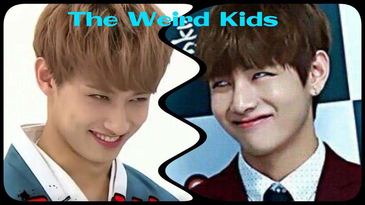 Bts And Seventeen Similarities 7 Taehyung And Jun The Weird Kids