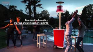 How Does Atmosfera Works: Outdoor Furniture With Enjoy Your Life Design