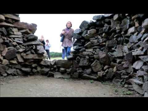 The Cairn of Barnenez (one of the oldest man-made structures in the world)