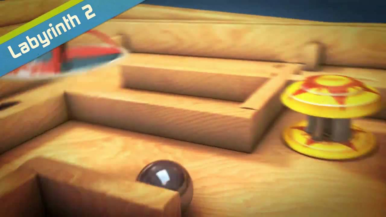 Download Labyrinth 2 by Illusion Labs - Announcement trailer