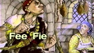 Golden Fairy Tale Classics - Jack and the Beanstalk