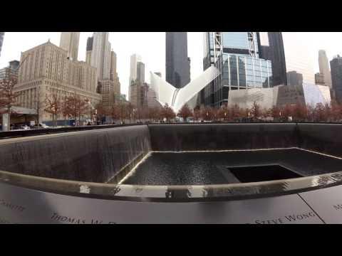 New York - National September 11 Memorial