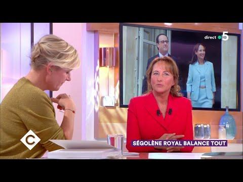 Ségolène Royal Balance Tout ! - C à Vous - 31/10/2018