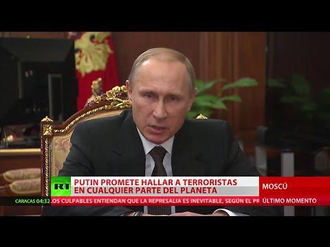 Rusia confirma que una bomba hizo caer el avión ruso en Egipto
