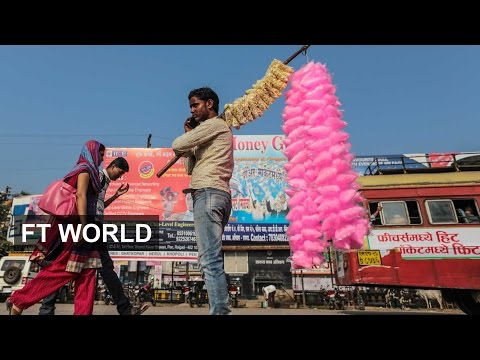 Indian Economic Growth in 90 Seconds | FT World
